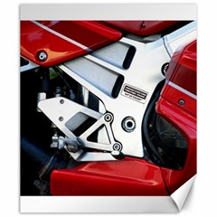 Footrests Motorcycle Page Canvas 20  X 24   by BangZart