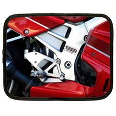 Footrests Motorcycle Page Netbook Case (xxl)