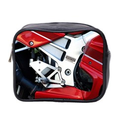 Footrests Motorcycle Page Mini Toiletries Bag 2 Side