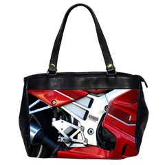 Footrests Motorcycle Page Office Handbags (2 Sides)