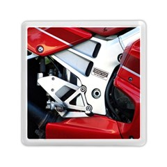Footrests Motorcycle Page Memory Card Reader (square)  by BangZart