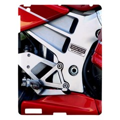 Footrests Motorcycle Page Apple Ipad 3/4 Hardshell Case