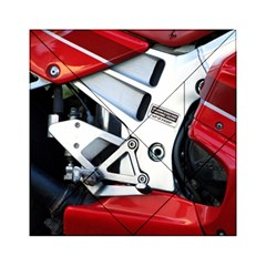 Footrests Motorcycle Page Acrylic Tangram Puzzle (6  X 6 ) by BangZart