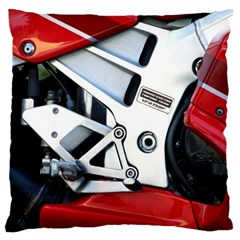 Footrests Motorcycle Page Large Cushion Case (one Side) by BangZart