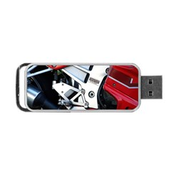 Footrests Motorcycle Page Portable Usb Flash (one Side) by BangZart