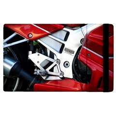 Footrests Motorcycle Page Apple Ipad 3/4 Flip Case by BangZart