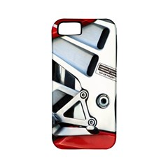 Footrests Motorcycle Page Apple Iphone 5 Classic Hardshell Case (pc+silicone)