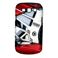 Footrests Motorcycle Page Samsung Galaxy S Iii Classic Hardshell Case (pc+silicone) by BangZart
