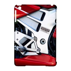 Footrests Motorcycle Page Apple Ipad Mini Hardshell Case (compatible With Smart Cover)