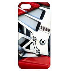 Footrests Motorcycle Page Apple Iphone 5 Hardshell Case With Stand by BangZart