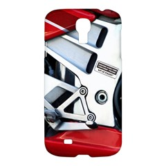 Footrests Motorcycle Page Samsung Galaxy S4 I9500/i9505 Hardshell Case
