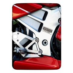 Footrests Motorcycle Page Samsung Galaxy Tab 3 (10 1 ) P5200 Hardshell Case  by BangZart