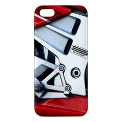 Footrests Motorcycle Page Iphone 5s/ Se Premium Hardshell Case by BangZart