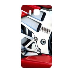 Footrests Motorcycle Page Samsung Galaxy Alpha Hardshell Back Case by BangZart