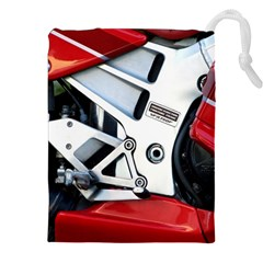 Footrests Motorcycle Page Drawstring Pouches (xxl) by BangZart