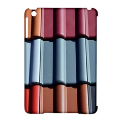 Shingle Roof Shingles Roofing Tile Apple Ipad Mini Hardshell Case (compatible With Smart Cover) by BangZart