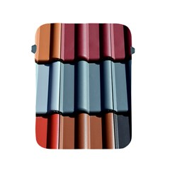 Shingle Roof Shingles Roofing Tile Apple Ipad 2/3/4 Protective Soft Cases