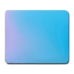 Background Graphics Lines Wave Large Mousepads by BangZart