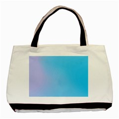 Background Graphics Lines Wave Basic Tote Bag (two Sides) by BangZart