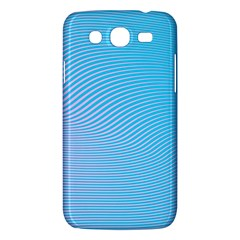 Background Graphics Lines Wave Samsung Galaxy Mega 5 8 I9152 Hardshell Case  by BangZart