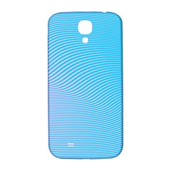 Background Graphics Lines Wave Samsung Galaxy S4 I9500/i9505  Hardshell Back Case by BangZart
