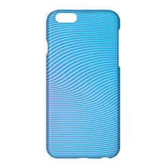Background Graphics Lines Wave Apple Iphone 6 Plus/6s Plus Hardshell Case