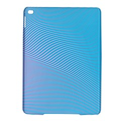 Background Graphics Lines Wave Ipad Air 2 Hardshell Cases by BangZart