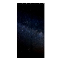 Cosmos Dark Hd Wallpaper Milky Way Shower Curtain 36  X 72  (stall)  by BangZart