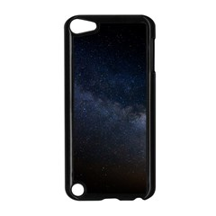 Cosmos Dark Hd Wallpaper Milky Way Apple Ipod Touch 5 Case (black)