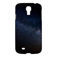 Cosmos Dark Hd Wallpaper Milky Way Samsung Galaxy S4 I9500/i9505 Hardshell Case by BangZart