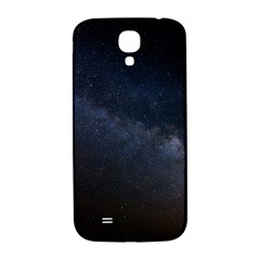 Cosmos Dark Hd Wallpaper Milky Way Samsung Galaxy S4 I9500/i9505  Hardshell Back Case by BangZart