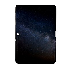 Cosmos Dark Hd Wallpaper Milky Way Samsung Galaxy Tab 2 (10 1 ) P5100 Hardshell Case