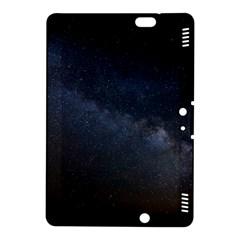 Cosmos Dark Hd Wallpaper Milky Way Kindle Fire Hdx 8 9  Hardshell Case by BangZart
