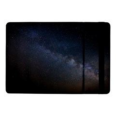 Cosmos Dark Hd Wallpaper Milky Way Samsung Galaxy Tab Pro 10 1  Flip Case