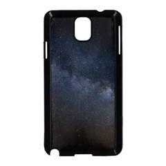 Cosmos Dark Hd Wallpaper Milky Way Samsung Galaxy Note 3 Neo Hardshell Case (black) by BangZart
