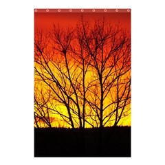 Sunset Abendstimmung Shower Curtain 48  X 72  (small)  by BangZart