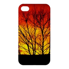 Sunset Abendstimmung Apple Iphone 4/4s Hardshell Case