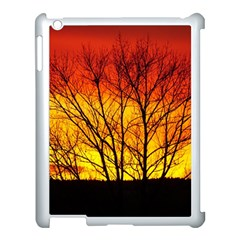 Sunset Abendstimmung Apple Ipad 3/4 Case (white)