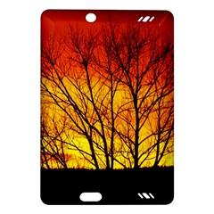 Sunset Abendstimmung Amazon Kindle Fire Hd (2013) Hardshell Case by BangZart