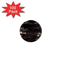 Lake Water Wave Mirroring Texture 1  Mini Magnets (100 Pack)  by BangZart
