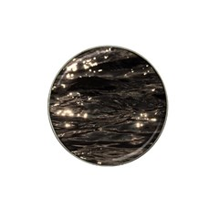 Lake Water Wave Mirroring Texture Hat Clip Ball Marker (4 Pack)
