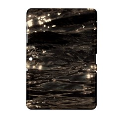Lake Water Wave Mirroring Texture Samsung Galaxy Tab 2 (10 1 ) P5100 Hardshell Case  by BangZart