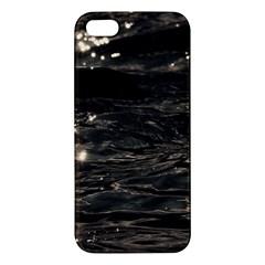 Lake Water Wave Mirroring Texture Iphone 5s/ Se Premium Hardshell Case