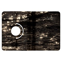 Lake Water Wave Mirroring Texture Kindle Fire Hdx Flip 360 Case by BangZart