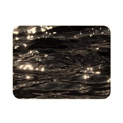 Lake Water Wave Mirroring Texture Double Sided Flano Blanket (mini)  by BangZart