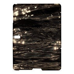 Lake Water Wave Mirroring Texture Samsung Galaxy Tab S (10 5 ) Hardshell Case  by BangZart