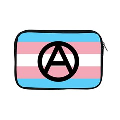 Anarchist Pride Apple Ipad Mini Zipper Cases by TransPrints