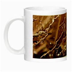 Ice Iced Structure Frozen Frost Night Luminous Mugs