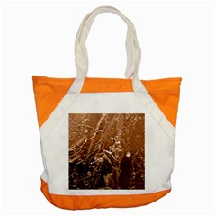Ice Iced Structure Frozen Frost Accent Tote Bag by BangZart