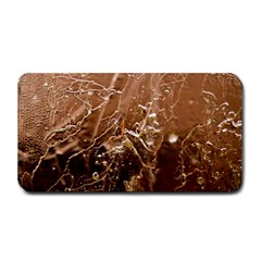 Ice Iced Structure Frozen Frost Medium Bar Mats by BangZart